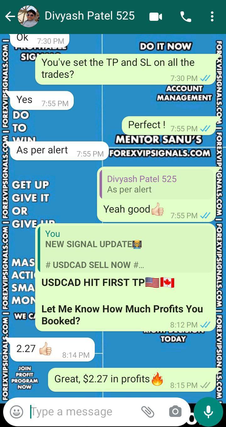 best forex signals by forex vip signals