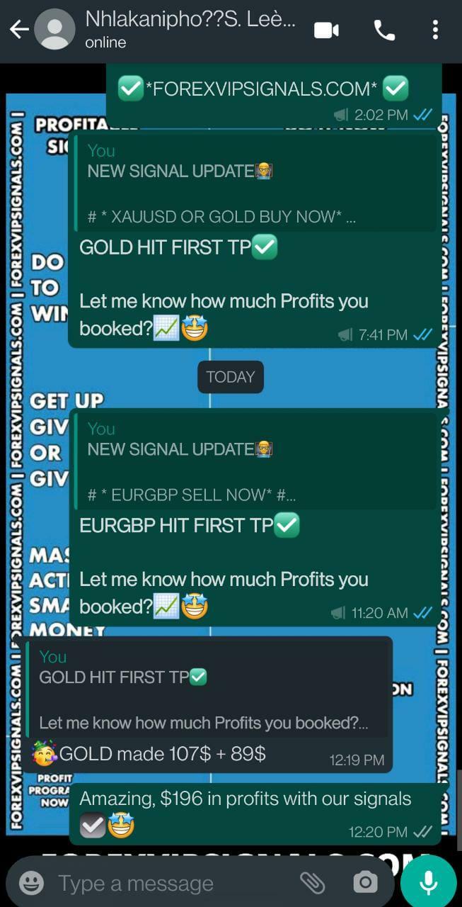 best forex signals telegram with forex vip signals