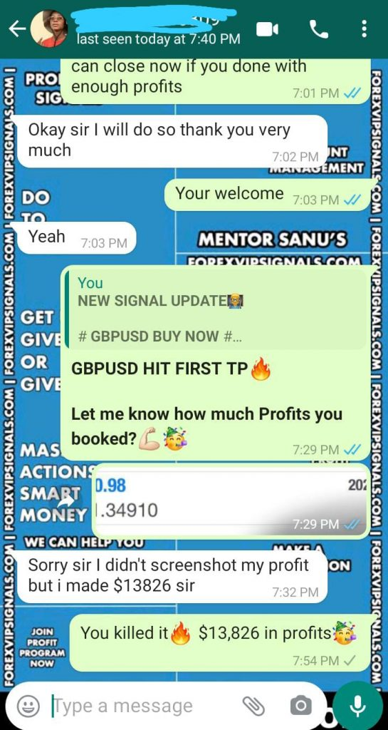 forex trading by forex vip signals