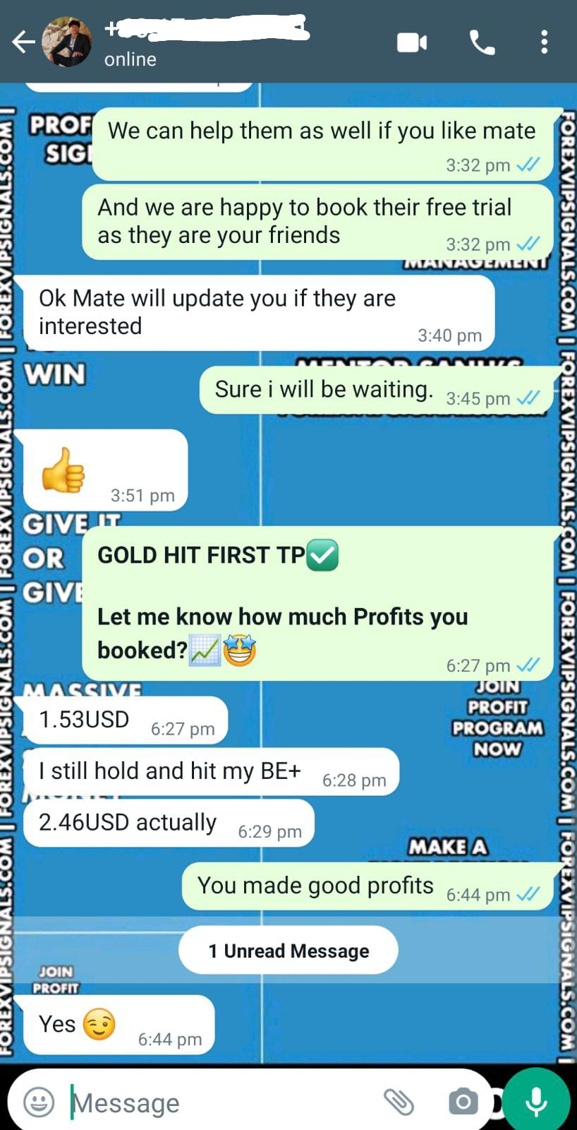 forex trading online with forex vip signals