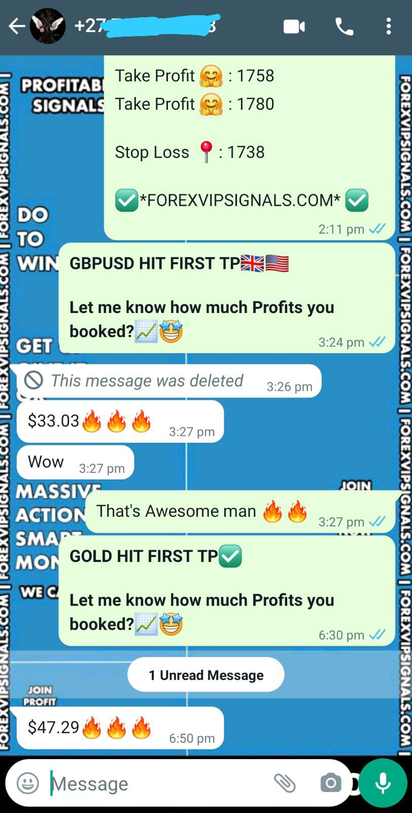 forex trading strategies by forex vip signals