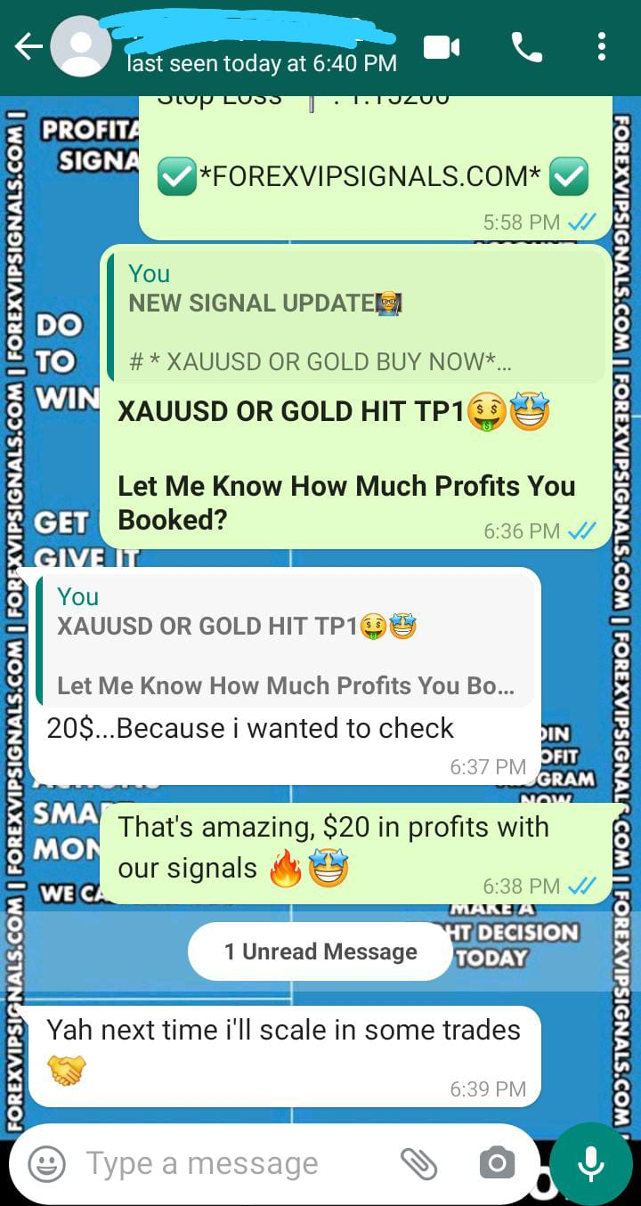 free forex trading signals with forex vip signals