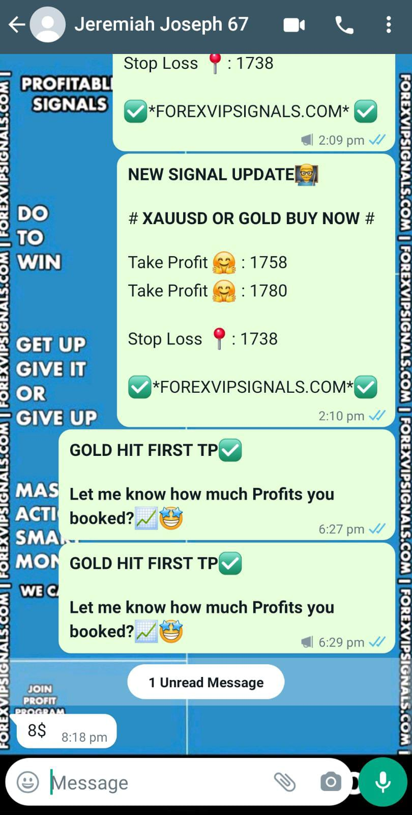 vip trading signals by forex vip signals